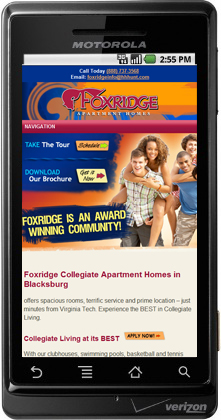 Foxridge Apartment Homes
