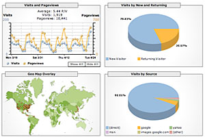 WSI web Analytics