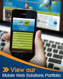 View Our Mobile Web Solutions Portfolio