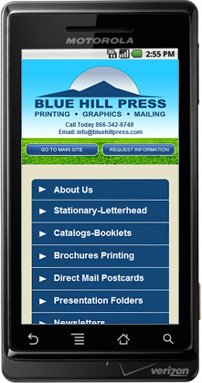 Blue Hill Press