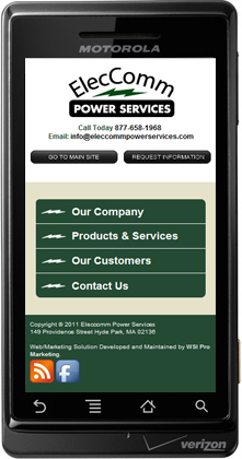 Eleccomm Power Services